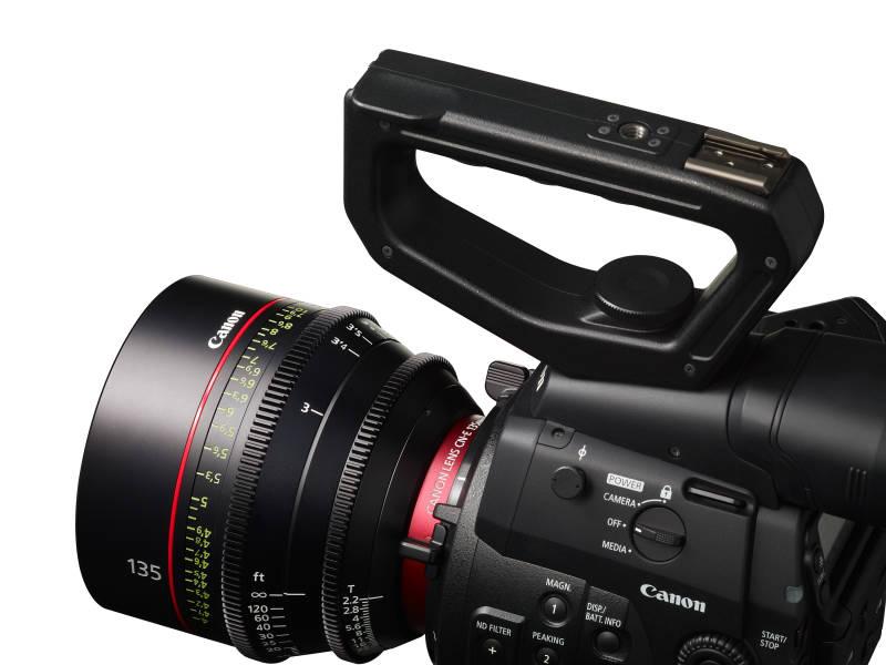 Canon C500 Nachfolger mit 8K