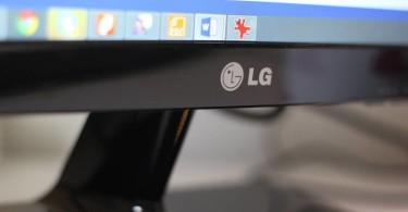 8K Monitor von LG
